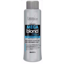 Mega Blond Black Máscara Matizadora 500ml - Forever Liss