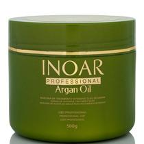 Inoar Argan Oil Máscara De Tratamento Intensivo 500g