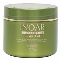 Mascara De Tratamento Argan Oil Inoar 500g
