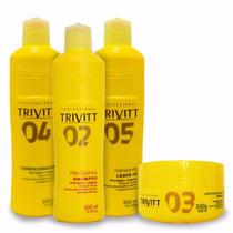 Itallian Trivit Kit Manutenção Pós Quimica Completo