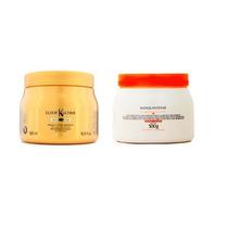 Maquintense Grossos 500g + Mascara Elixir 500g