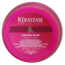 Kerastase Refléction Máscara Chroma Riche 500ml + Brinde