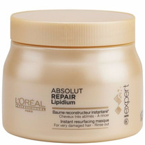 Loreal Absolut Repair Cortex Lipidium Másc Reparadora 500ml