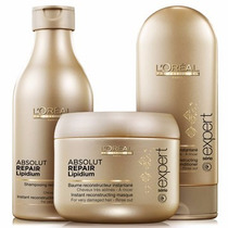 Kit Loreal Absolut Repair Lipidium
