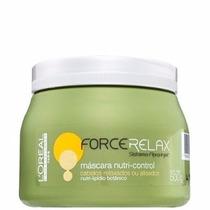 Máscara Force Relax Loréal 500g + Brinde