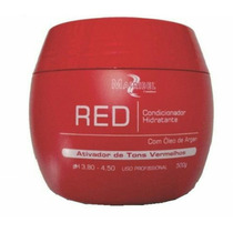 Shampoo Condicionador Hidratante Matizador Maribel Red 500g