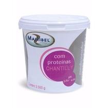 Balde Hidratação Intensiva Chantilly Proteinas Maribel 3,5k