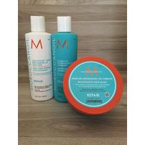 Moroccanoil - Kit Sh 250ml + Cond 250ml + Mascara 250ml