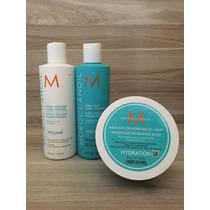Moroccanoil Sh + Cond Extra Volume + Masc. Light 250ml