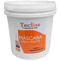Balde 3,5 Kg Máscara Hidratação Profunda Capilar Tecliss !!!