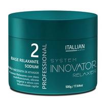 Base Relaxante Sodium Innovator Nº 2 500 Gr
