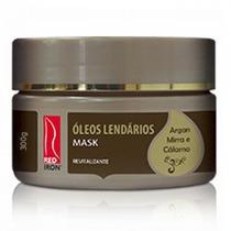 Red Iron Máscara Revitalizante Oleos Lendários 300g