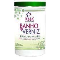 Banho De Verniz Broto De Bambu 1kg Kéèk