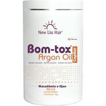 Argan Bom-tox Botox New Liss Hair 1kg Verdadeiro Surreal