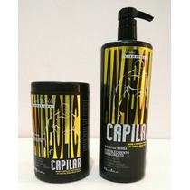 Shampoo Bomba + Anabolizante Capilar Nova Delle