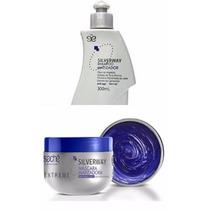 Shampoo E Máscara Extreme® Silverway Sachê - Matizador