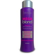 Mega Blond Máscara Ultra Matizadora 500g Forever Liss