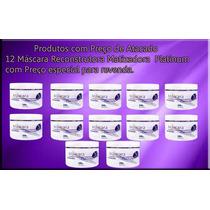 Cabelo - Hidratação Cabelos Loiros 250g - 12 Máscara Pro
