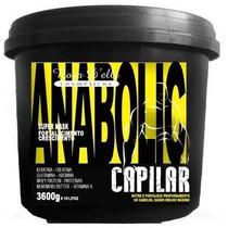 Nova Delle Mascara Anabolic Anabolizante Capilar 3,600kg