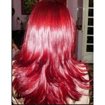 Mascara Hidratação Profunda Cabelos Vermelho - Cabelo Red