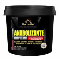 Reconstrutor Sos Anabolizante Capilar New Liss Hair 300g