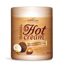 Máscara Tratage Hot Cream Óleo De Coco 500g
