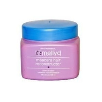 Mascara Hair Reconstrutora 230ml Mellyd