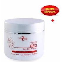 Mairibel Condicionador Red Com Óleo De Argan 500 Gr +brinde