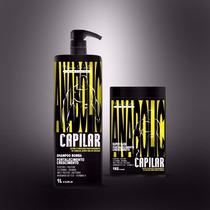 Kit Máscara Anabolic Capilar + Shampoo Bomba Nova D´elle