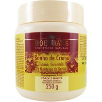 Banho De Creme Bioextratus Tutano E Ceramidas 250g
