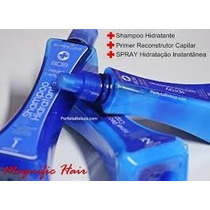 Magnific Hair - Sos Primer Kit Reconstrutor Capilar 3 Passos