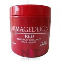 Máscara Hidratante E Matizadora Cabelos Vermelhos Armagedon