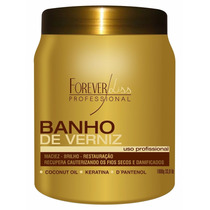 Banho De Verniz (1kg) Forever Liss