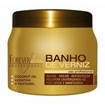 Forever Liss Hidratação Banho De Verniz 250g