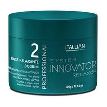 02 - Nova Base Relaxante Sodium Innovator 500g