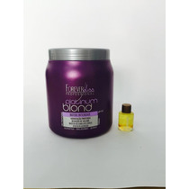 Forever Liss Platinum Blond Botox Matizador 1kg + Brinde