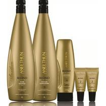 Aneethun Blond System- Vitalização Iluminadora (5 Produtos)