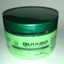 Máscara Hidratação Intensiva Quiabo L&a - 300 Grs.