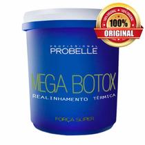 Mega Bottox 1kg Alisamento Definitivo Ab - Probelle