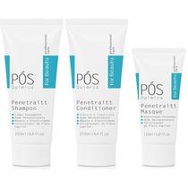 For Beauty Pós Química Penetraitt (3 Itens)