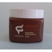Máscara Hidratante Argan Active Hair Intensivo Capilar