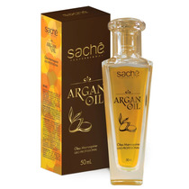 Argan Oil Sachê - Óleo De Argan 50ml - 92% De Pureza