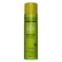 Inoar Argan Oil Spray De Brilho Hair Shine 400ml Inoar Pro