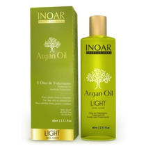 Inoar Óleo De Tratamento Argan Oil Light 60ml Inoar Profi