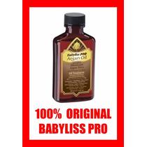 Óleo Argan Babyliss Pro 100ml Original By Roger.
