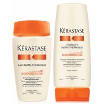 Kerastase Nutri Thermique Shampo 250ml + Condicionador 200ml
