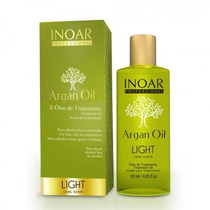 Inoar Óleo De Argan Oil Light 60 Ml