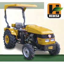 Trator Agrícola Hedesa 35h -0km- Forte, Econômico E Versátil