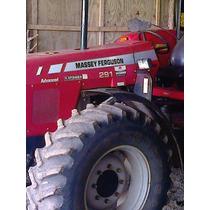 Masey Fergusson 291 Tracado Com Plantadeira Par 2800.