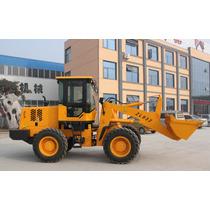 Pá Carregadeira Articulada, Máquina Operacion 6200kg